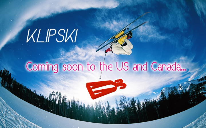 Klipski - Coming soon to the US and Canada...
